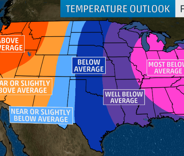 Newest Late Winter Outlook Isnt Pretty