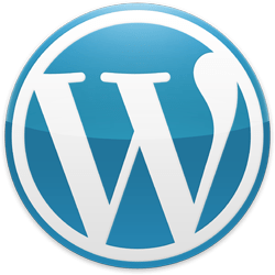 Big Blue WordPress