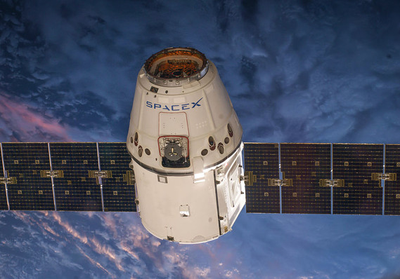 Elon Musk's SpaceX due to unveil new manned space vehicle ...