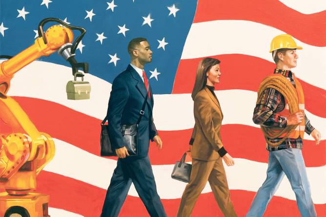 The American Dream Is Real for My Family - WSJ