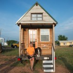 West Texas Town Finds Tiny House Crowd A Bit Too Earthy Wsj