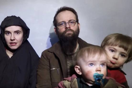 Pakistani Forces Free American Hostage and Her Family BN VO279 PAKIST G 20171012085518