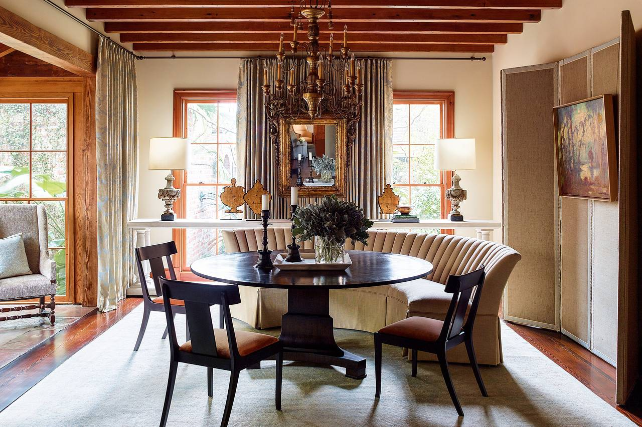 The Dining Room Setup That Keeps Conversation Flowing Wsj