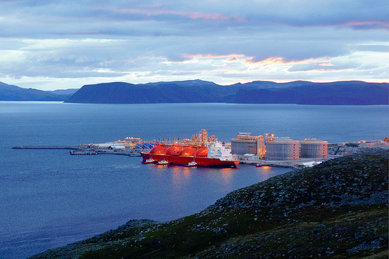 Statoilhydro's pioneering liquefied natural gas plant on an island off Hammerfest in Norway has encountered an array of problems.