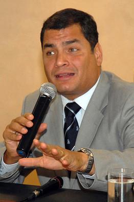 [Rafael Correa]