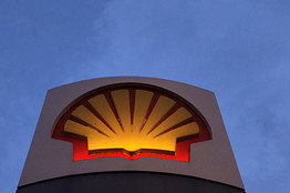 [Shell Petrol Station]