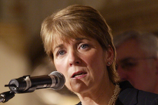 Democrat Candidate, Martha Coakley
