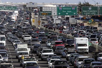 Image result for holiday traffic