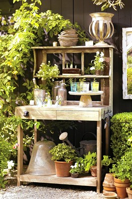 the best potting tables a gardener s