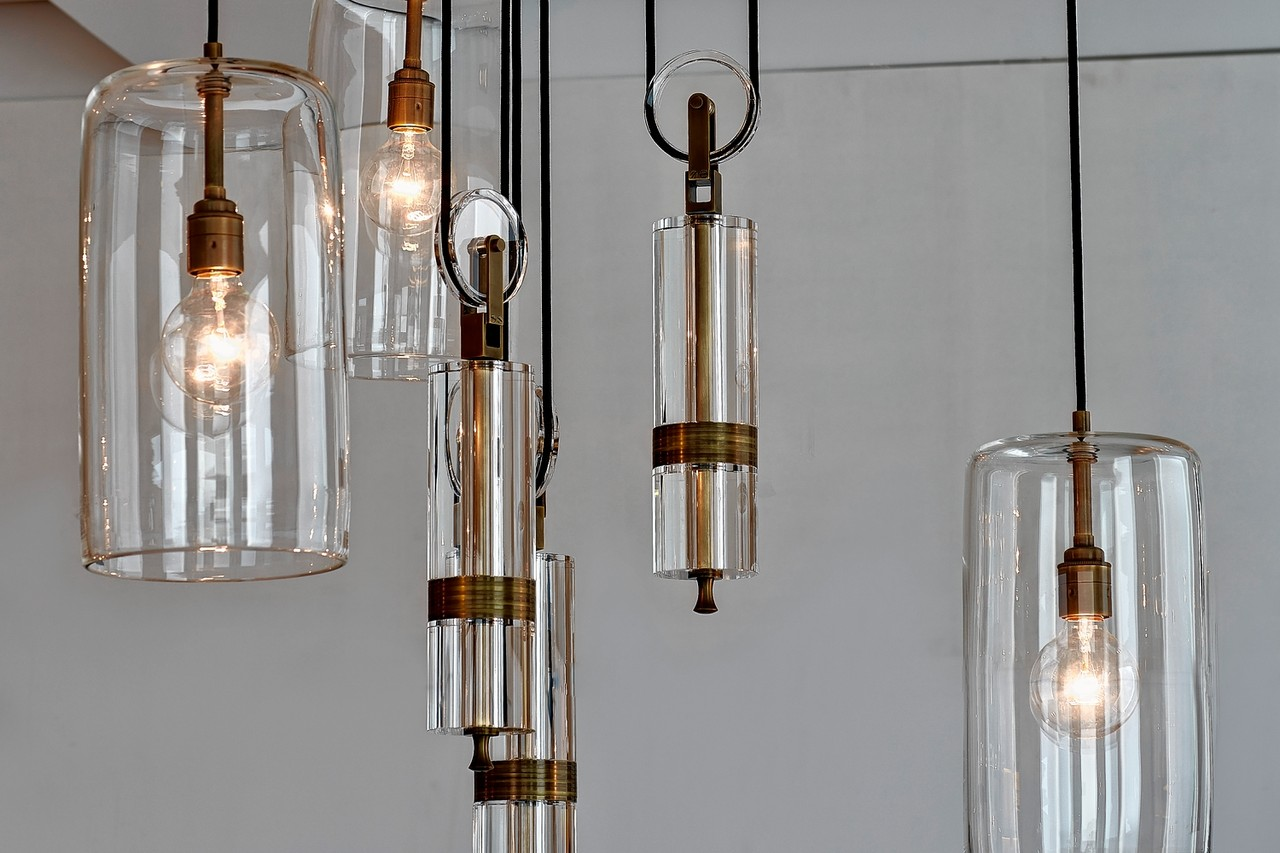 chandelier inspired by galileo