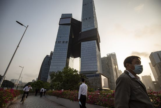 S1 LY718 CHINAB G 20210913084516 • 中国要求互联网公司停止屏蔽竞争对手的网址链接
