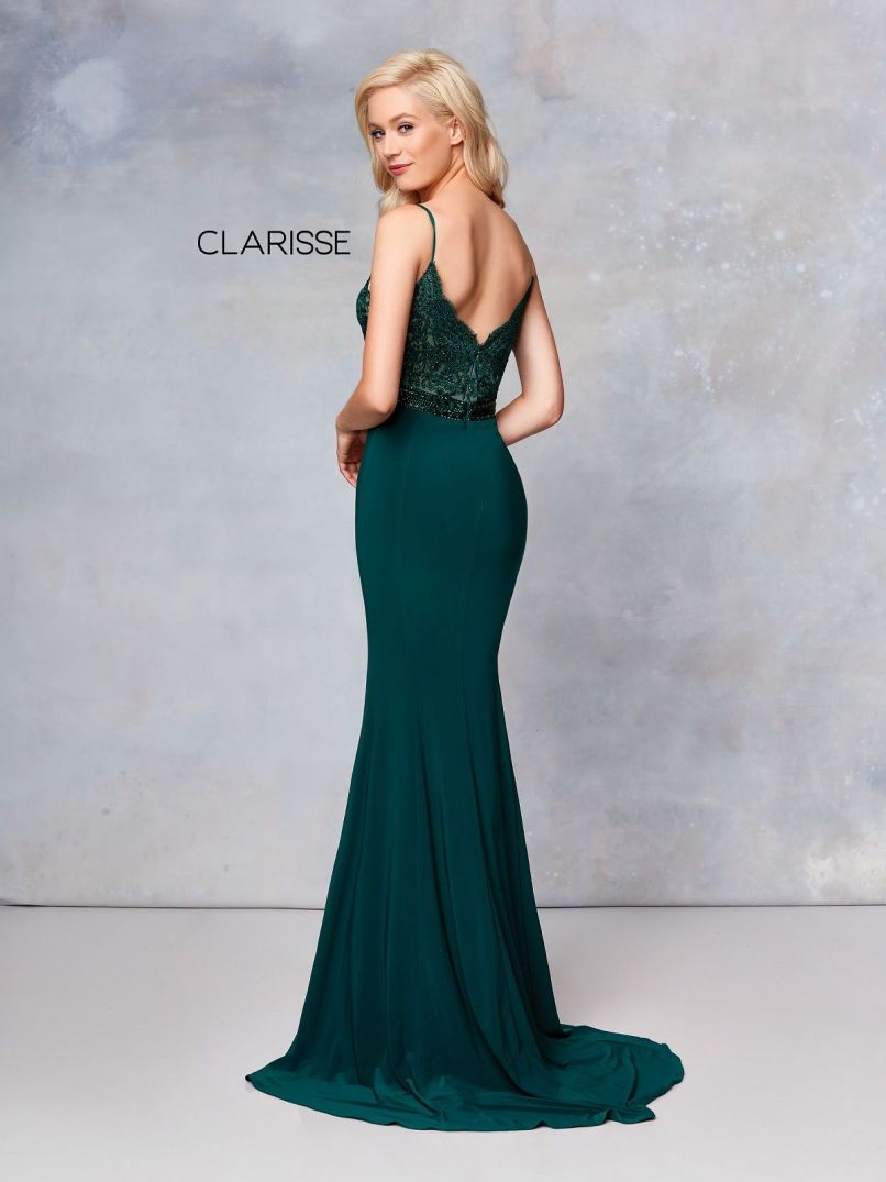 1a1a1b8db39 Clarisse Dress 3805 Y Lace Evening Gown 2 Colors Prom 2019