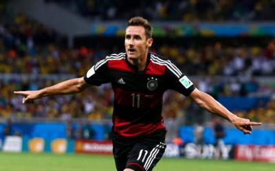1. Miroslav Klose - Germany