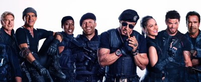Early Returns: The Expendables 3