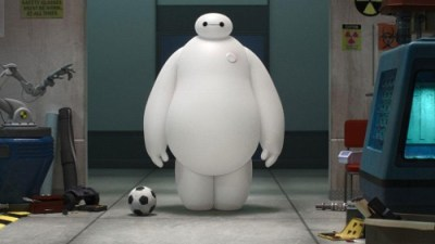 Disney's latest animation is Marvel property Big Hero 6