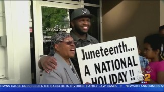 WATCH: What Is Juneteenth?