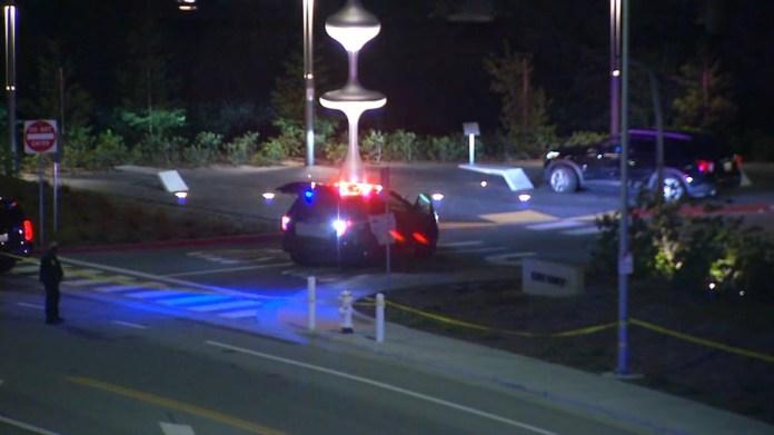 Woman shot in leg outside SFO's Grand Hyatt Hotel, police say