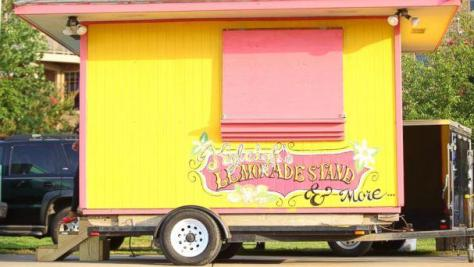 PHOTO: Kyleigh McGee, 7, runs her own mobile food truck in Little Rock, Ark. (MLaynePhotography BestInYooCity)