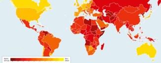 ¿Sabés cuál es el país más corrupto de América Latina?/ Transparencia Internacional