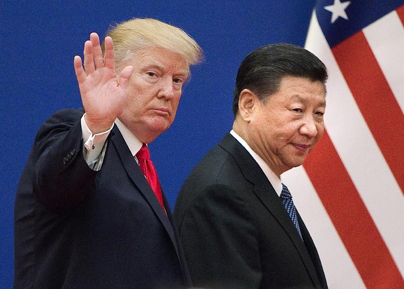 Image result for huawei and trump