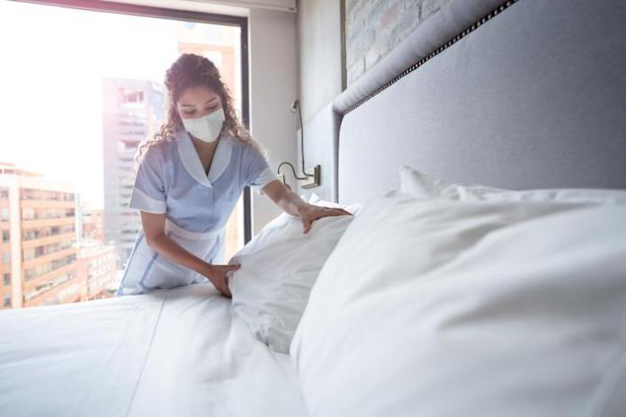 """You want to make sure you understand what the cleaning, disinfection and infection prevention policies are for the facility and what they types of precautions they are taking,"" Kuppalli said. (Photo: Hispanolistic via Getty Images)"