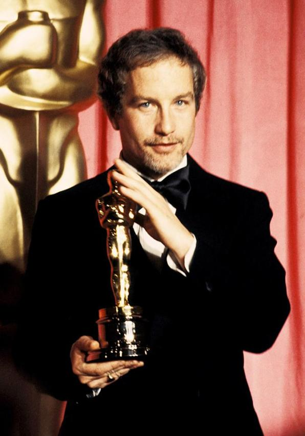 Richard Dreyfuss wins Best Actor for 'The Goodbye Girl' (1978)