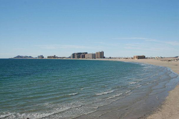PHOTO: In this undated file photo, the Strand, in Puerto Penasco, Sonora, Mexico, is shown. (Peter Bischoff/Getty Images, FILE)