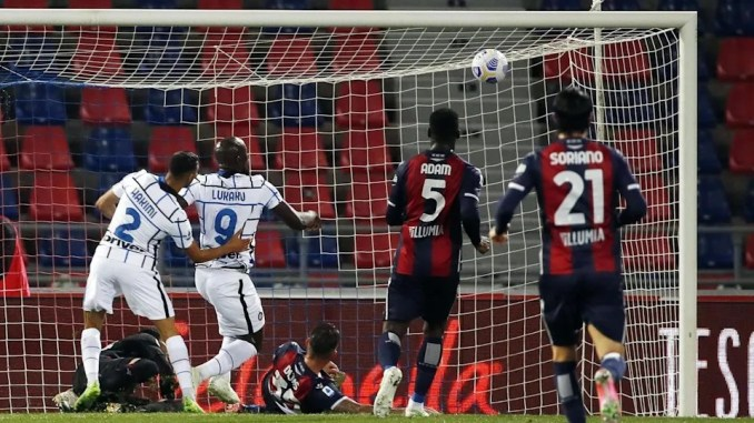 Inter Milan win to extend Serie A lead