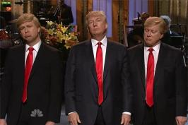 Image result for trump snl