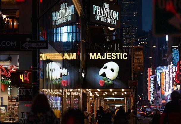 PHOTO: The designation of the Broadway play