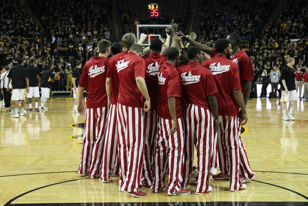 Image result for indiana basketball uniforms