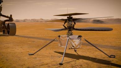 Ingenuity survived its first near-death experience on Mars
