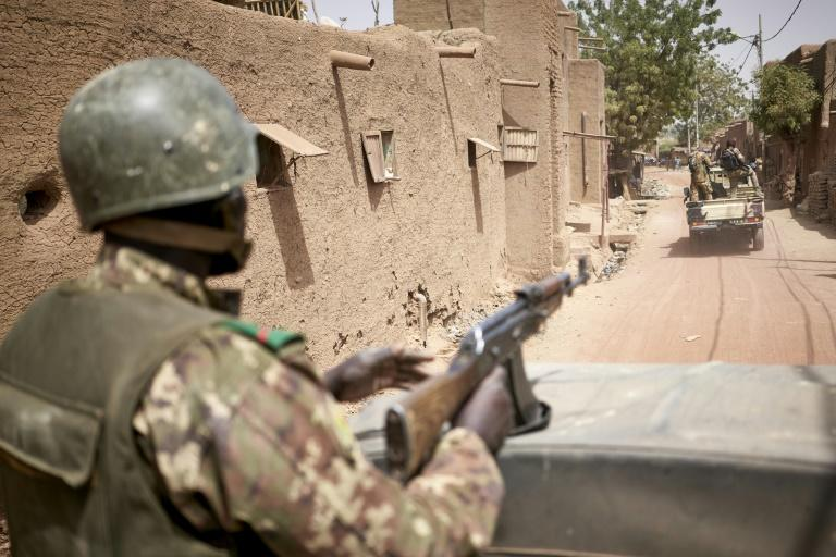 The Malian army has struggled to contain the violence involving jihadists and also inter-communal clashes