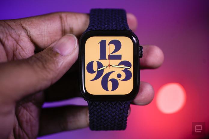 Apple Watch Se First Impressions Engadget
