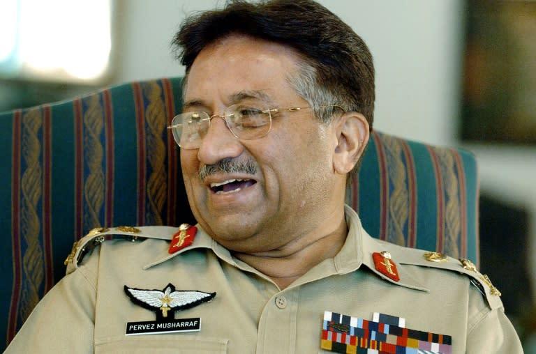 Musharraf Death Sentence Cancelled-Pakistan Judicial System