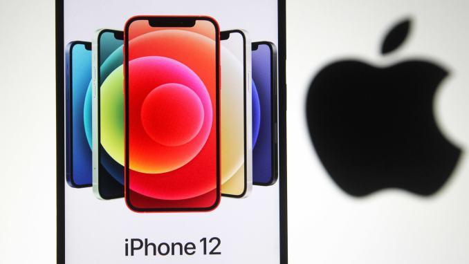 İPhone 12 görseli