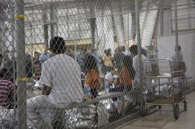 Separated for 45 days by US policy: a mother and son tell their story
