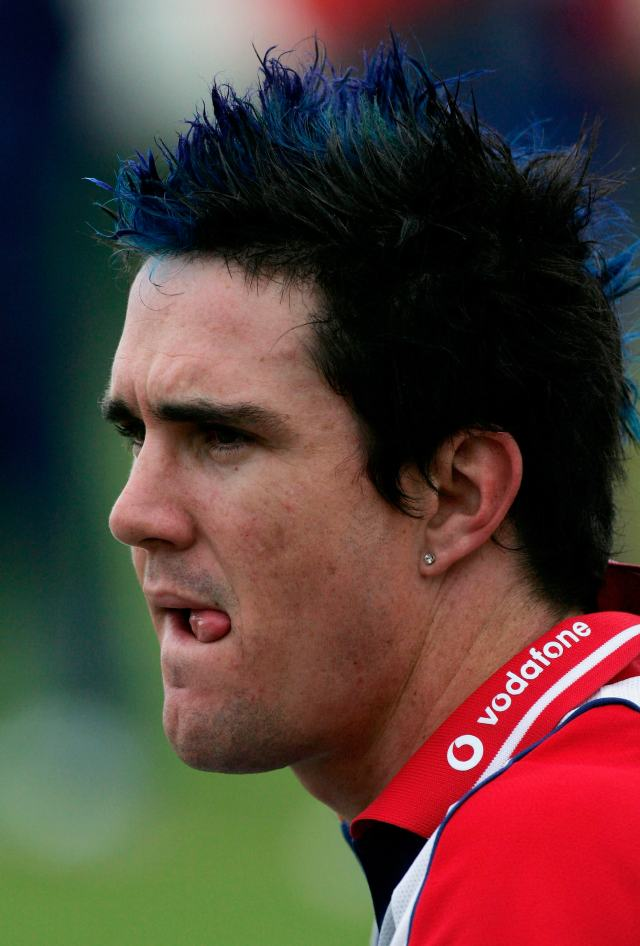 the style evolution of kevin pietersen