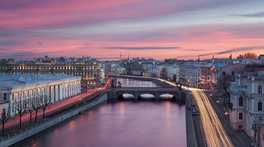 Мосты Санкт-Петербурга (Питера, СПБ), разводные