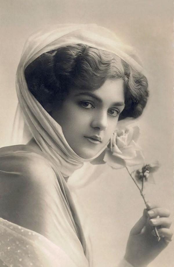 Фотографии девушек начала прошлого века - Zefirka