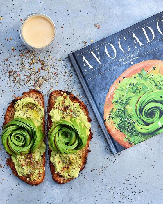 Невероятно красивые фотографии блюд с авокадо - Zefirka