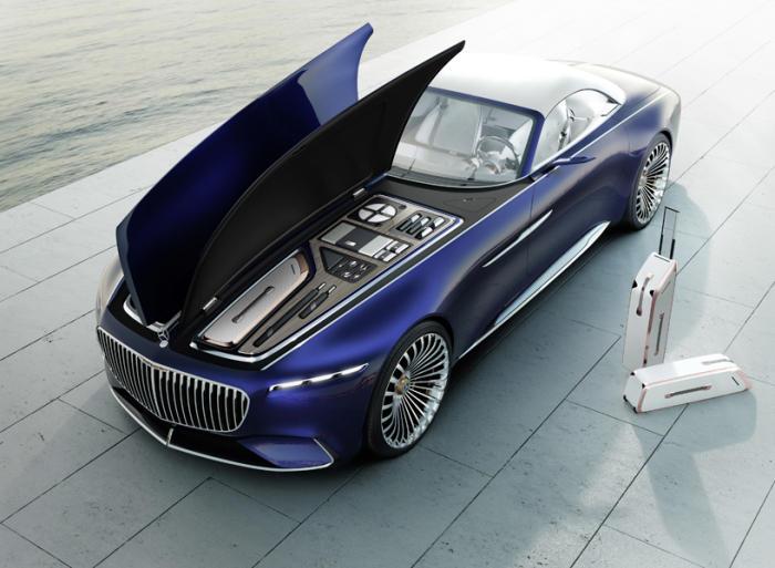 Концепты автомобилей будущего