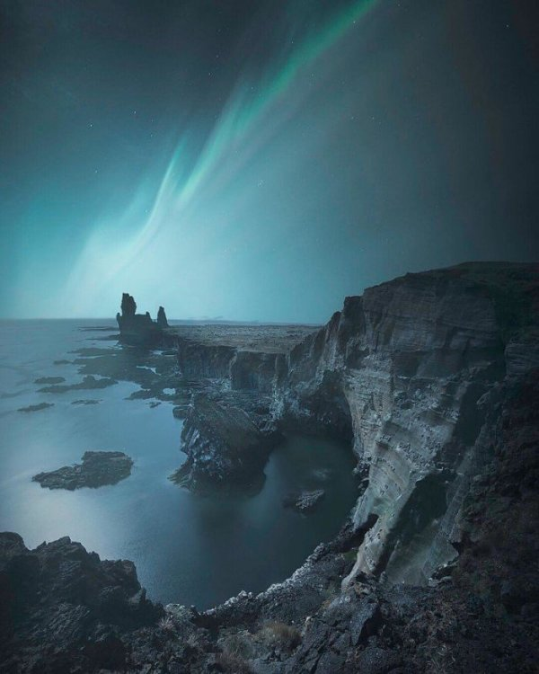 Удивительная красота нашей планеты на снимках - Zefirka