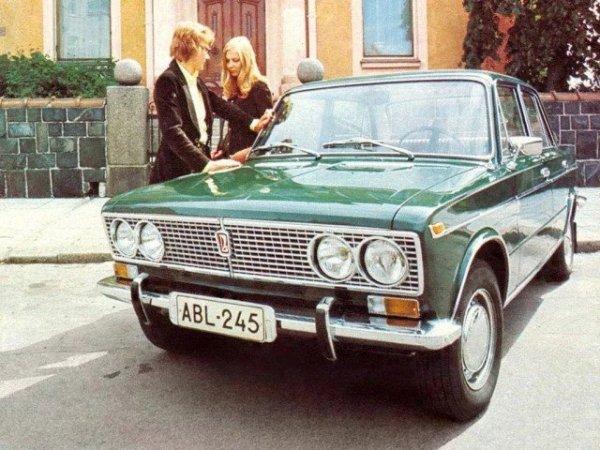 Красивые рекламные плакаты с советскими автомобилями - Zefirka