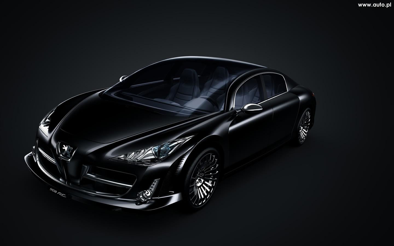 W klasycznym rozumieniu są to głównie auta typu kabriolet i coupe. Peugeot - tapety na pulpit - strona 2
