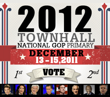 Register now for the Townhall National GOP Primary!