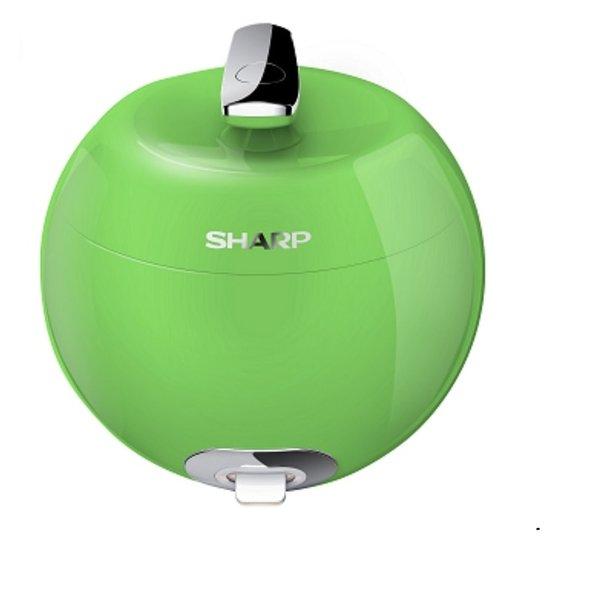 Sharp Apple Rice Cooker New Arrival KS8PMY - Hijau muda