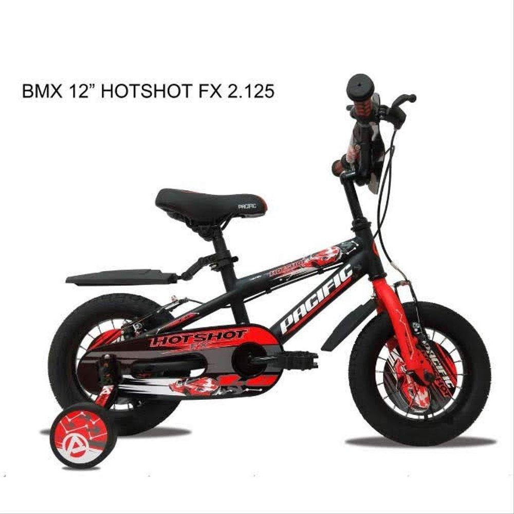 Jual Sepeda Anak Pacific Hotshot FX2.125 BMX 2-4 Tahun 12 ...