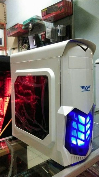 Intel Core I5 2400 Sandy Bridge Komputer Rakitan PC Gaming dan Design Bandung