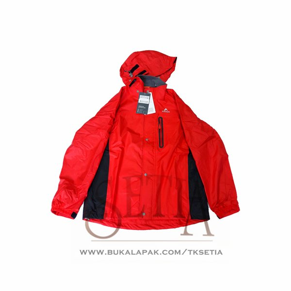 JAKET EIGER J341 02A RED - JAKET OUTDOOR HIKING